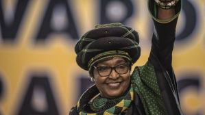Mandela's daughter laid to rest in Johannesburg