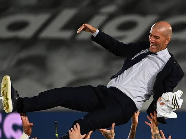 , Zidane a blessing from heaven – Real Madrid president, Effiezy - Top Nigerian News & Entertainment Website