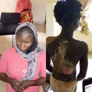 Woman pours hot water on step-sister in Kogi.