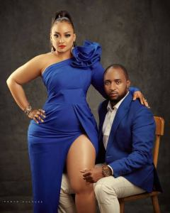 I'd given up on love until I found my soul mate –Rosemary Afuwape