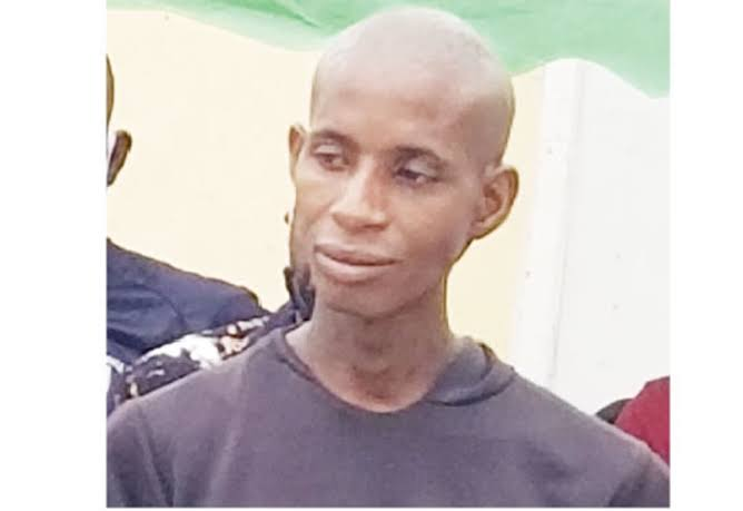 , I've killed five kidnap victims, says gang executioner., Effiezy - Top Nigerian News & Entertainment Website