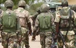Bandits attack, 15 soldiers feared killed in Katsina.