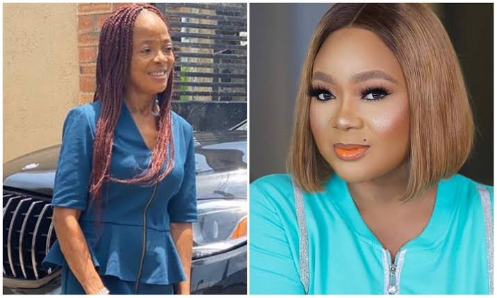 , Nollywood Actress Rechael Okonkwo laments over the death of her mother., Effiezy - Top Nigerian News & Entertainment Website