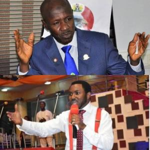 How Magu used Pastor Omale to launder funds abroad