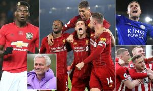 , The chase for Champions League spots in the EPL gets hotter, Effiezy - Top Nigerian News & Entertainment Website