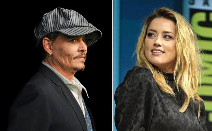 , 'I Was Afraid He Was Going To Kill Me' – Amber Heard., Effiezy - Top Nigerian News & Entertainment Website