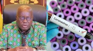 Ghana's covid-19 case rises to 24,248.