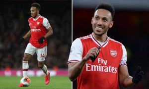 Arsenal makes it to FA Cup final with Aubameyang's brace.