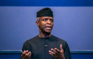 Osinbajo asks IGP to probe 'false' report that he collected N4 billion from Magu