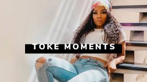 Toke Makinwa drops new episode of her YouTube vlog