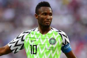 West Ham Linked With Summer Move For John Obi Mikel