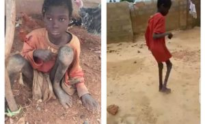 Why I tied up my son for two years — father of 11 years old boy reveals