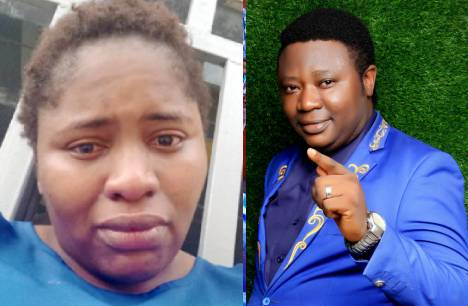 Please I want to get out of this hell call marriage - Pastor's wife cries out for help (Video)
