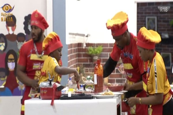 , BBNaija: 14 housemates won N4 million in cooking challenge, Effiezy - Top Nigerian News & Entertainment Website