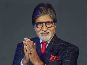 Covid-19: Bollywood star, Amitabh Bachchan, recovers from coronavirus