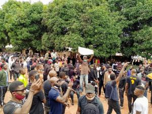 Southern Kaduna Killing: Police arrest several protesters