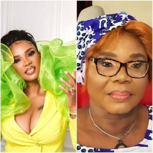 Iyabo Ojo celebrates her mom on her birthday