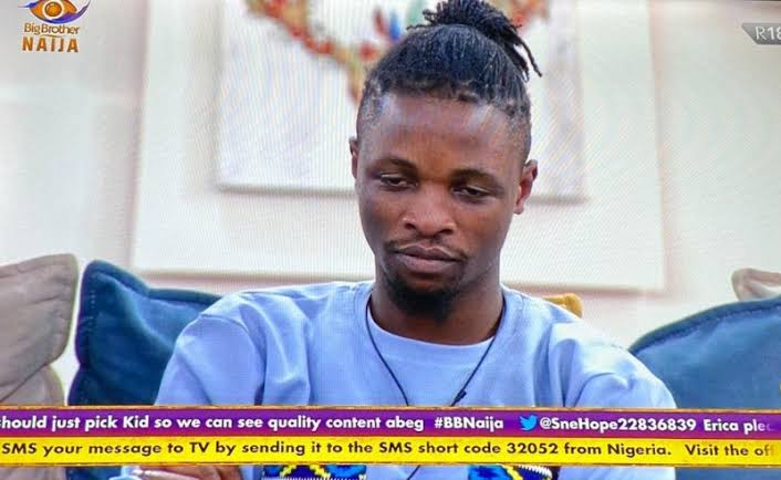 BBNaija 2020: Laycon reveals housemate he would choose as Deputy HOH