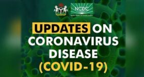 COVID-19: NCDC confirms 417 new cases, total rises to 49,485