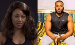 BBNaija 2020: Kiddwaya blast Erica for being too 'controlling'