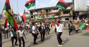Security agents, IPOB members clash in Enugu, many feared killed and several injured