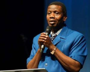 Nigeria may choke to death, money meant for development being swallowed – Pastor Adeboye