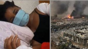 Severely Injured Nigerian Who Survived Beirut Explosion Begs For Help To Return Home