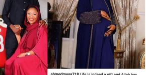 Ahmed Musa & wife welcome baby boy