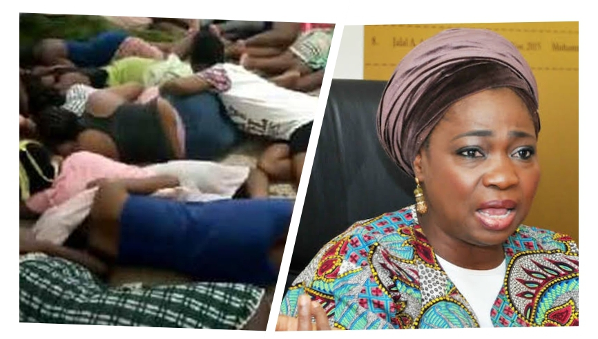 , FG moves to rescue trafficked Nigerian ladies from Lebanon, Effiezy - Top Nigerian News & Entertainment Website