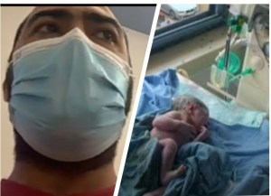 Edmond narrates how his wife in Labour survived during the Beirut Blast Explosion (Video