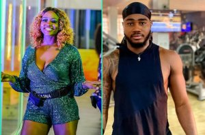 BBNaija 2020: Praise opens up on having sex with Ka3na
