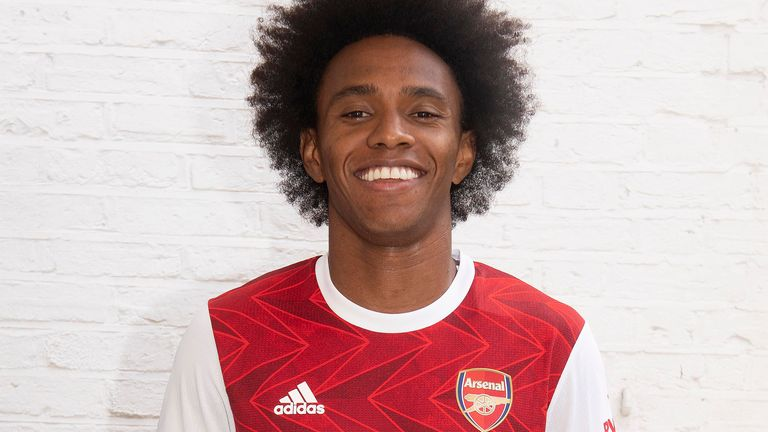 , I joined Arsenal to win Champions League – Willian, Effiezy - Top Nigerian News & Entertainment Website
