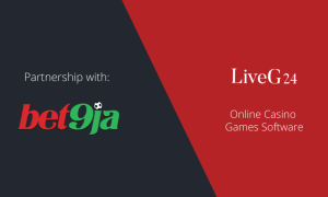 Bet9ja adds LiveG24 games for Nigeria market