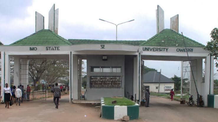 3 hours ago Qed.ng IMSU probes lecturer caught naked in sex-for-grade scandal