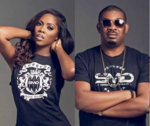 DSS reportedly questions Don Jazzy and Tiwa Savage over political statememts
