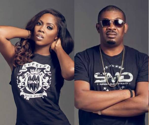 , DSS reportedly questions Don Jazzy and Tiwa Savage over political statememts, Effiezy - Top Nigerian News & Entertainment Website