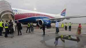 Arik Air resumes operations as union shelves strike