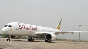 First international flight lands in Abuja airport