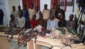 200 bandits drop weapons in Sokoto, release 8 captives