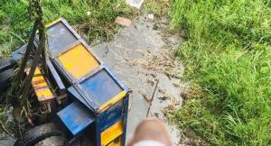 Three dead as truck falls into Epe River in Lagos