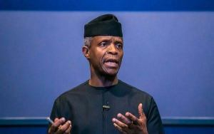 Present cracks may lead to Nigeria's breakup, Osinbajo warns
