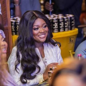 I'm not pregnant for George Weah – Jackie Appiah