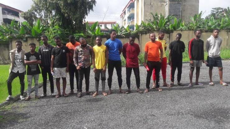 14 internet scammers jailed in Calabar