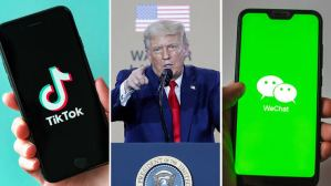U.S to ban TikTok, WeChat from app stores