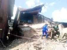 29 adults, 48 children escape death as building collapses in Lagos