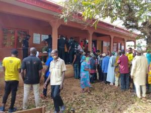 EdoDecides2020: ECES observers flay violation of COVID-19 rules