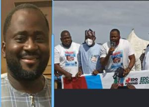 Desmond Elliot knocks Obaseki, says nothing wrong with godfatherism