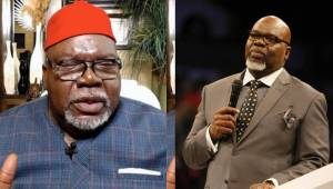 I traced my ancestry to the Igbo tribe – Pastor T.D Jakes