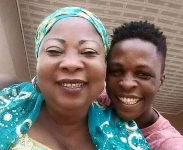 BBNaija Laycon and his mum