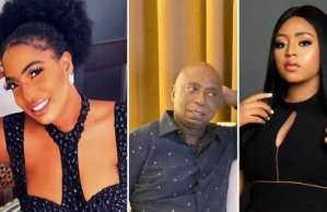 Chika Ike breaks silence on rumoured relationship with Ned Nwoko